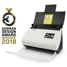 Nominiert für German Design Award - Plustek PS30D